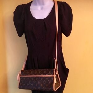 Louis Vuitton Popincourt Long Strap Shoulder Bag